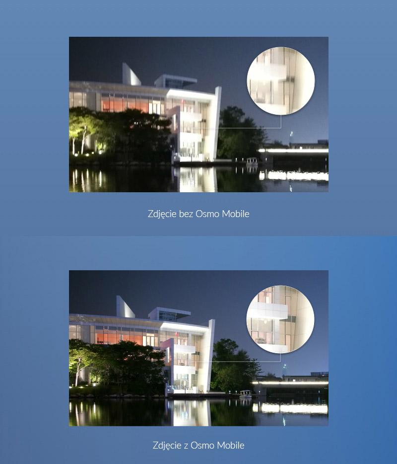 DJI Osmo mobile Silver- srebrna edycja